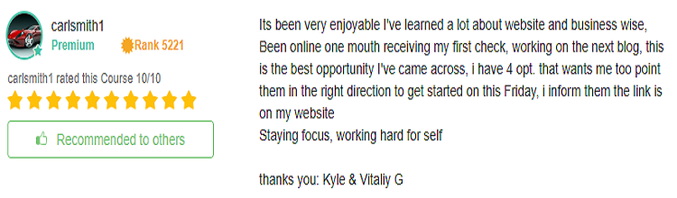 Affiliate Bootcamp review 3