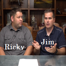 jim and ricky income school