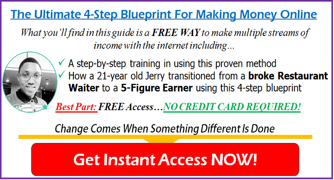 The ultimate 4 step blueprint guide