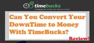 Time Bucks Review