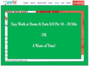 UserFeel Feature