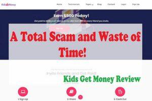 ids Get money Review campaign