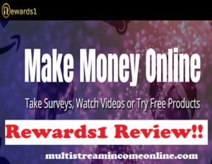 Rewards1 review - a side income stream