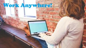 affiliate marketing - work anywhere