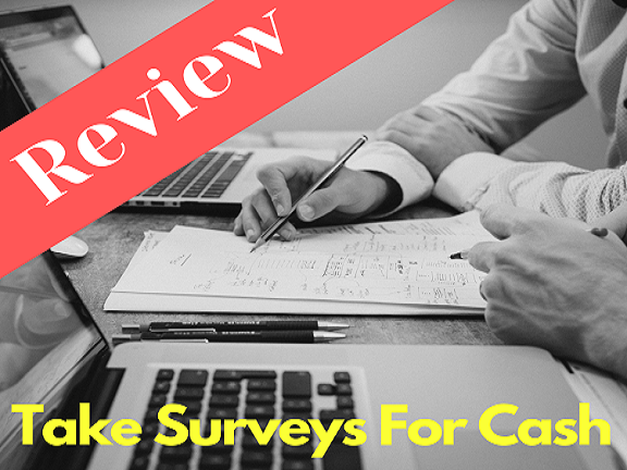 Is Take Surveys for cash scam review