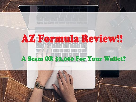 Is the AZ Formula scam