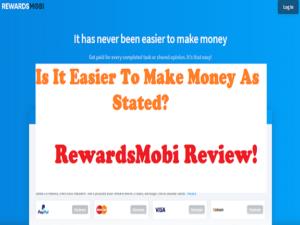 is RewardsMobi a scam