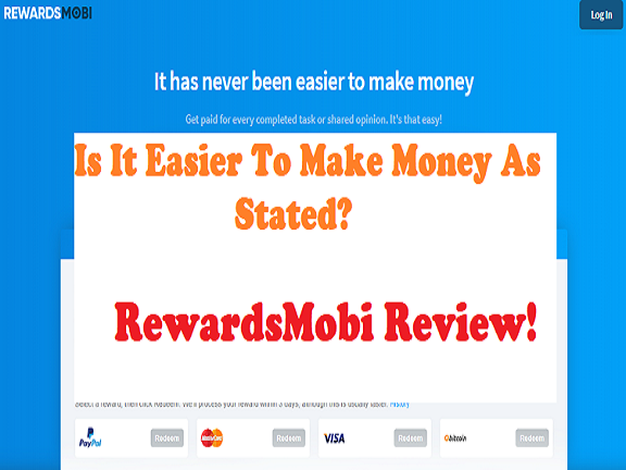is RewardsMobi a scam