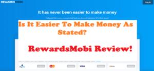 is RewardsMobi scam