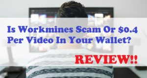 Is Workmines Scam Or $0.4 Per Video In Your Wallet?