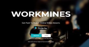 workmines homepage