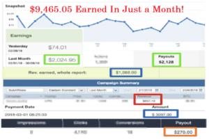 eddy income report
