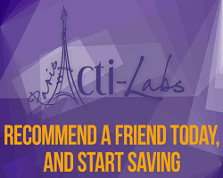 Acti-Labs recommend a friend