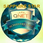 Qnet sapphire star