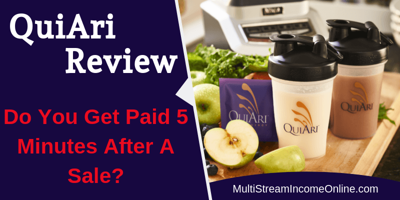 QuiAri Review - Maqui Berry Shakes and Energy