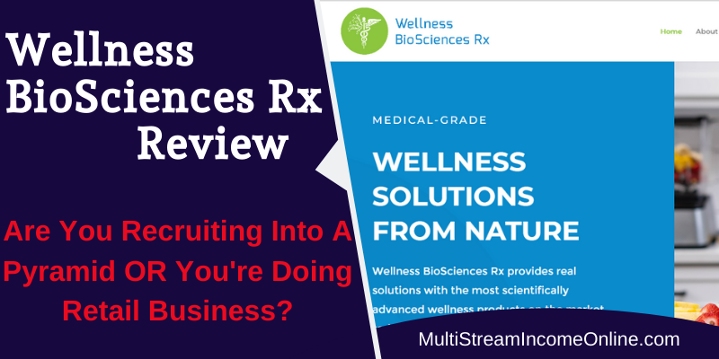 Wellness BioSciences Rx Review