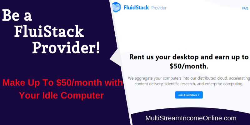 Earn Passive Income with Fluidstack
