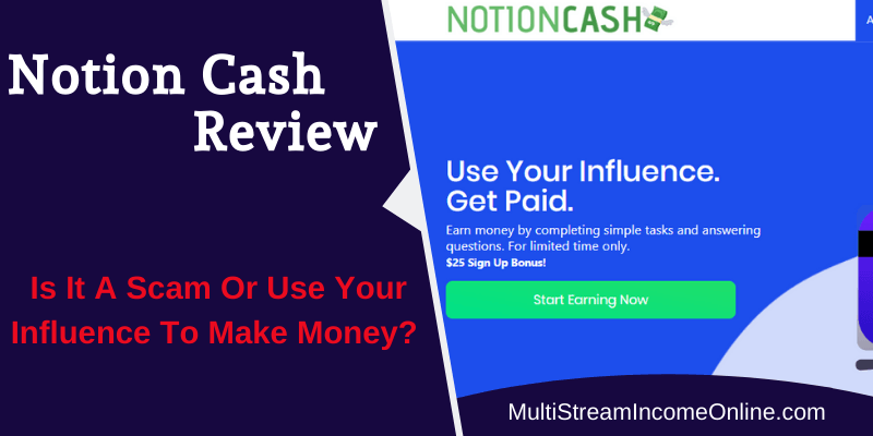 Notion Cash claims assessment
