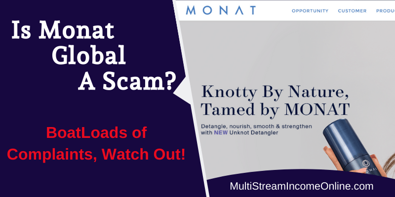 Is Monat Global a Scam business to avoid