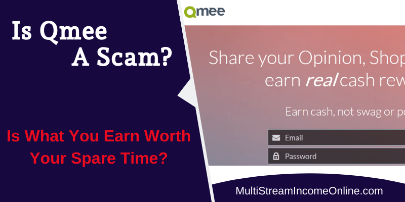 Is Qmee A Scam to stay away from?