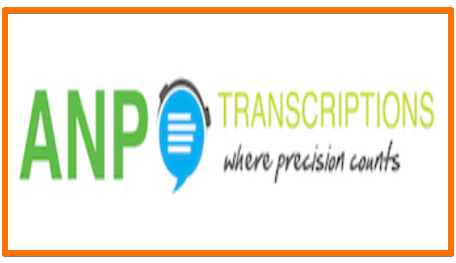 ANP Transcriptions jobs remote work from home