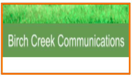Birch Creek Communications transcription jobs remote work from home