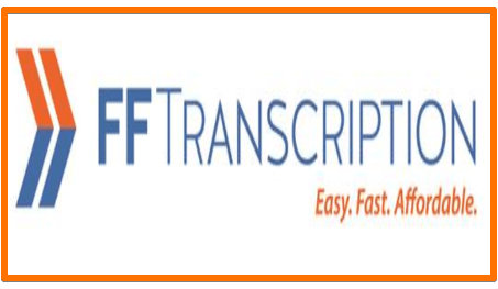 Focus Forward Transcription job remote work from home