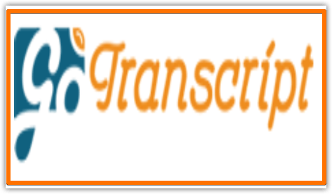 GoTranscript work at home Transcription jobs