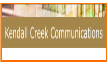 Kendall Creek Communications transcription job remote work from home