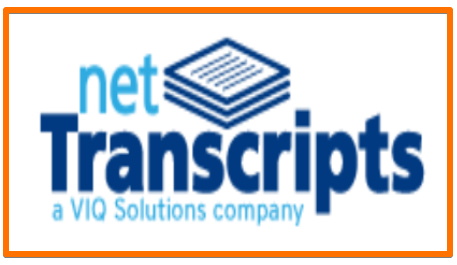Net Transcripts transcription job remote work from home