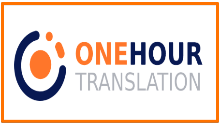 One Hour Translation transcription jobs remote work at home