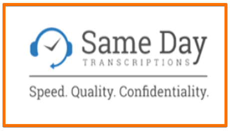 Same Day Transcriptions jobs remote work from home