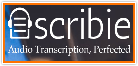 Scribie Transcription remote Job