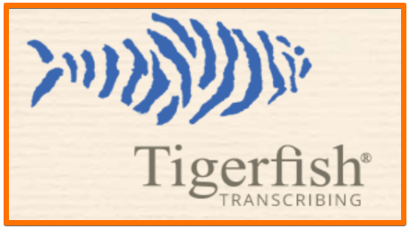 Tigerfish Transcribing Transcription Jobs remote work from home