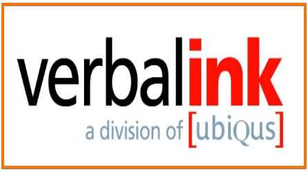 Verbalink work at home Transcription jobs