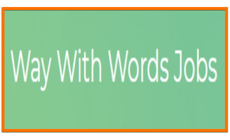 Way With Words transcription Jobs remote work at home