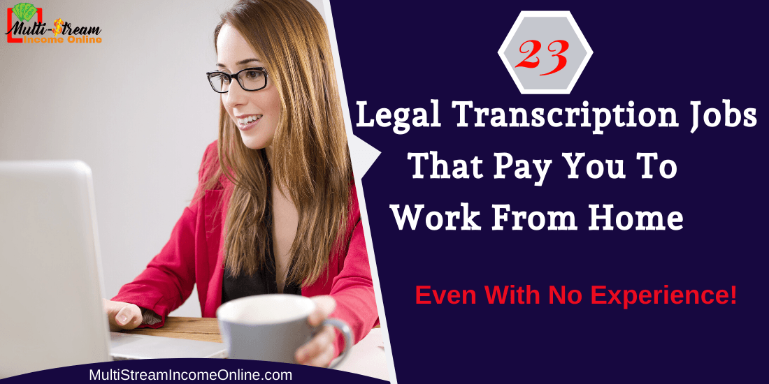 remote legal transcription jobs