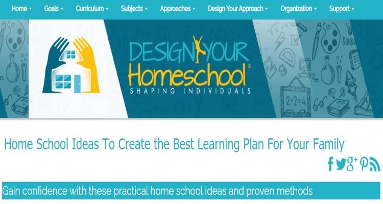 Design Your Homeschool Affiliate Program for affiliate marketers