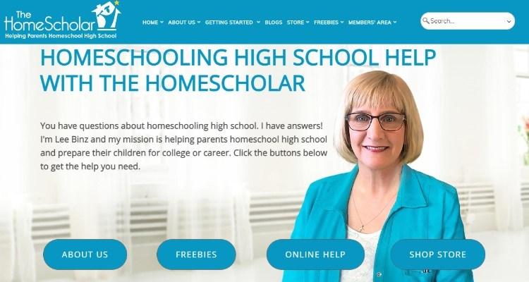 The HomeScholar Affiliate Program for homeschooling affiliate marketers.